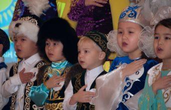 Детские песни на казахском
