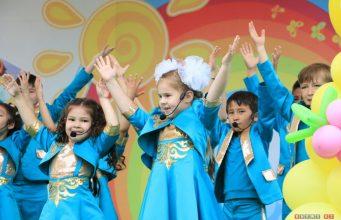 Атамекен - Детские песни на казахском - Балалар әндері