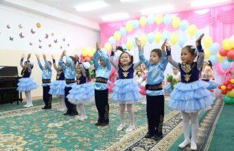 Бала уату - Детские песни на казахском